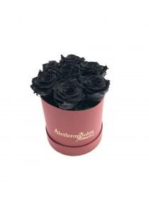 Παντοτινά Τριαντάφυλλα Αποχυμωμένα Black Beauty Forever Rose