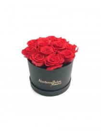 Παντοτινά Τριαντάφυλλα Αποχυμωμένα Red Passion Forever Rose