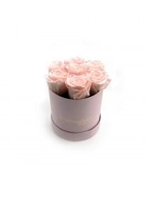 Παντοτινά Τριαντάφυλλα Αποχυμωμένα Baby Pink Forever Rose