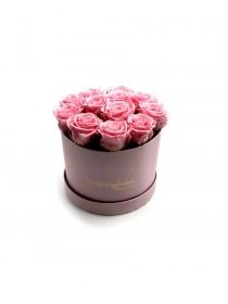 Παντοτινά Τριαντάφυλλα Αποχυμωμένα Ροζ Forever Rose