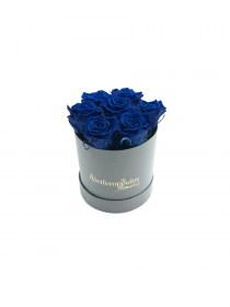 Παντοτινά Τριαντάφυλλα Αποχυμωμένα Ocean Blue Forever Rose