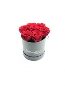 Παντοτινά Τριαντάφυλλα Αποχυμωμένα Red Passion Rose