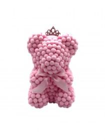 Αρκουδάκι Bear Pom-Pom Ροζ